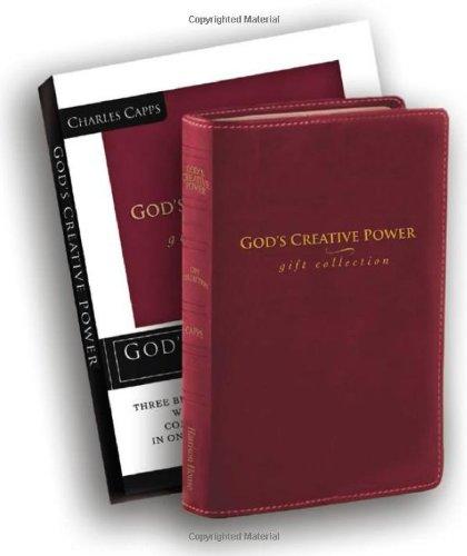 Read Online God's Creative Power Gift Collection: God's Creative Power Will Work for You, God's Creative Power for Healing, God's Creative Power for Finances ebook