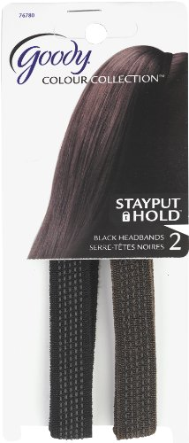 goody-colour-collection-metallic-headwrap-stay-put-hold-black-2-count