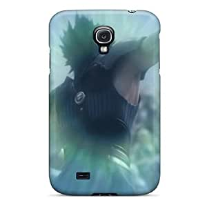 DaMMeke Premium Protective Hard Case For Galaxy S4- Nice Design - Farewell My Friend