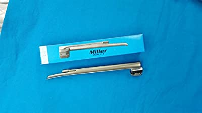 New Premium Grade Miller Laryngoscope Blade # 3 Emt Anastasia Intubation