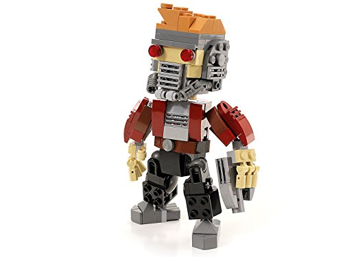 Clip: Lego Star-Lord Custom Figure