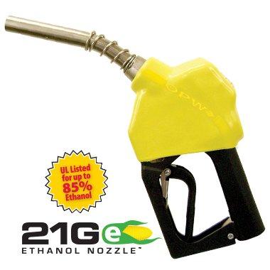 21GE-0992 - OPW E85 YELLOW NOZZLE