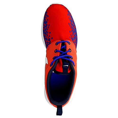 Print Roshe Marine One extérieur Rouge Femme bleu Sports GS Nike en ZqE1ax7wwf