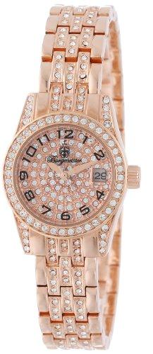 Burgmeister Women's BM120-399 Diamond Star Analog Watch