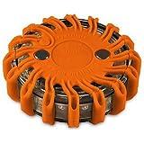 Powerflare LED Batterie Warnleuchte in orange