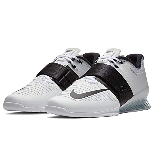 101 Blanco black 3 Unisex Adulto Gimnasia De Zapatillas Nike white Romaleos vnqF77