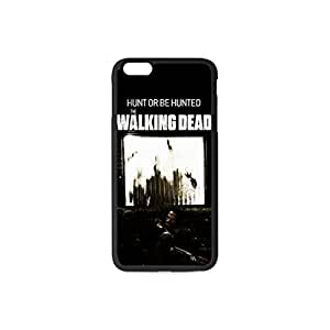 The Walking Dead Plastic and TPU Case Cover Black&White for Iphone 6 Plus5.5 Case