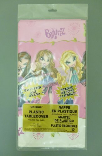 Bratz 'Fashion Pixiez' Plastic TableCover -