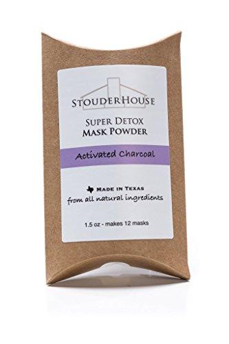 Super Detox Mask Powder - makes 12 masks by StouderHouse