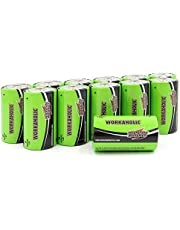 Interstate Batteries D Cell Alkaline Battery (12 Pack) All-Purpose 1.5V High Performance Batteries - Workaholic (DRY0085)