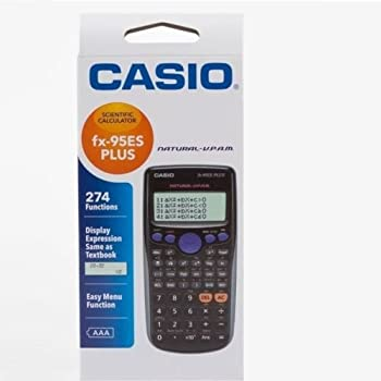 casio fx 300ms how to get answer in fraction form