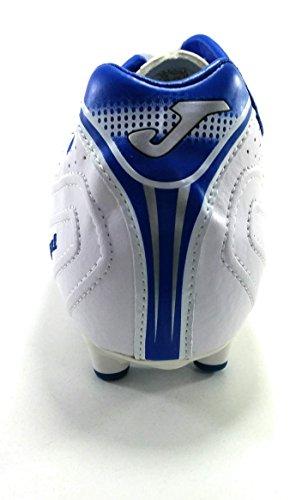 Gol Joma Blanco Para Césped Artificial Botas Azul Multitaco Fútbol UPnPxg4Wq