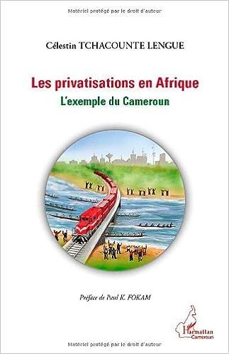 Lire en ligne Privatisations en Afrique l'Exemple du Cameroun pdf ebook