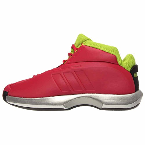 Adidas Performance Mens Crazy 1 Scarpa Da Basket Vivid Berry / Black