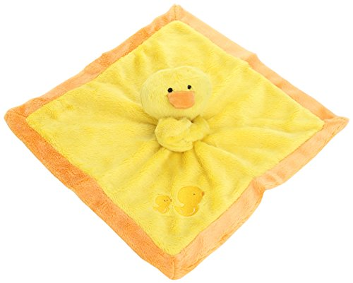 Duck Baby Bedding (Gerber Unisex Baby Velboa Security Blanket, Duck)