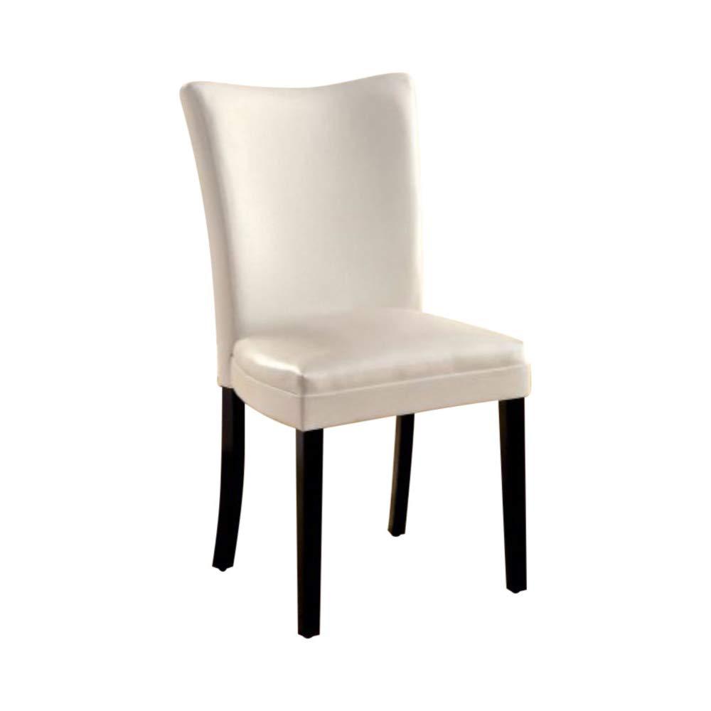 Tremendous Amazon Com Benjara Benzara Bm123468 Set Of Two Belliz Machost Co Dining Chair Design Ideas Machostcouk