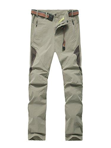 幽霊不快な奇跡的なレディース アウトドア パンツ 薄手 トレッキングパンツ 春夏用 ハイキング 登山 ズボン 快適 FULINE