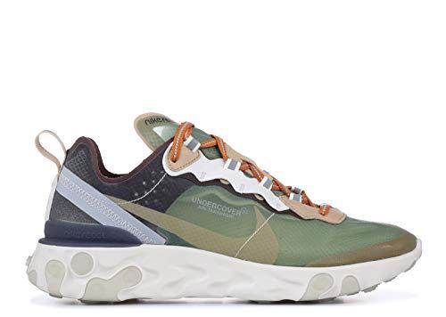 87 Nike White Mist X summit React Green Element Linen Undercover Hombre EFwrFqOyvx