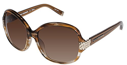 trussardi-womens-12826-br32k-brown-round-sunglasses-57mm