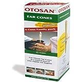 Otosan Cône pour l'Hygiène de l'Oreille 6 Cônes