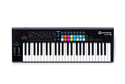 Novation Launchkey 49 USB Keyboard Controller for Ableton Live, 49-Note MK2 Version by Novation (Image #1)