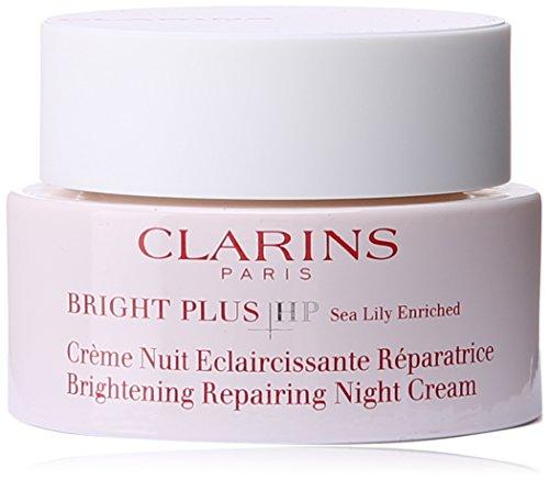 Clarins Bright Plus HP Brightening Repairing Night Cream for Unisex, 1.7 (Bright Plus Hp Brightening)