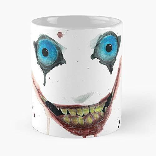 Ladyfanhir Jeff The Killer Go To Sleep Creepypasta Coffee Mugs Best Gift 11 Oz]()
