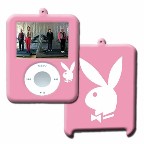 PLAYBOY Snap On Case for ipod Nano Video 3G