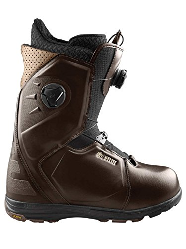 Flow Hylite Heel-Lock Focus Snowboard Boot 2016 - Men's Brown 12 ()