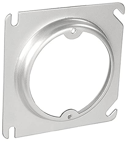 4 Inch Square To Round 12 Inch Raised Device Ring 10 Per Case