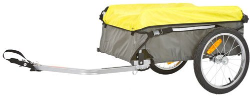 Amazon Com Tow Behind Bicycle Cargo Trailer Cargo Carrier Bike