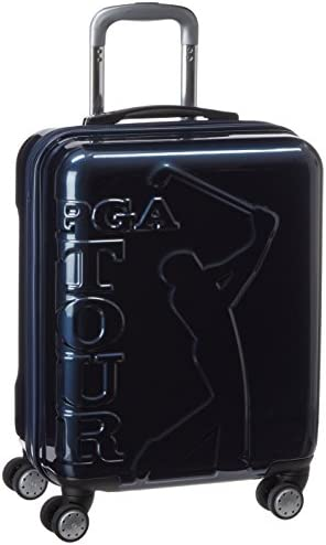 PGA Tour Hard Case Spinner Luggage 20 Inch Carry-On