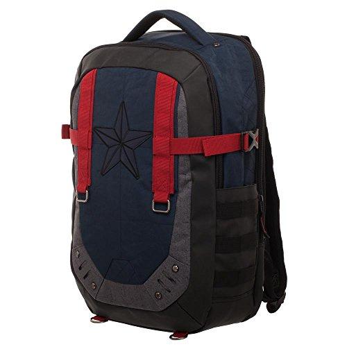 captain america laptop - 2