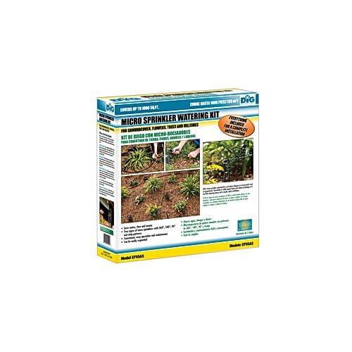 Discount DIG EF55AS Micro Sprinkler Watering Kit free shipping
