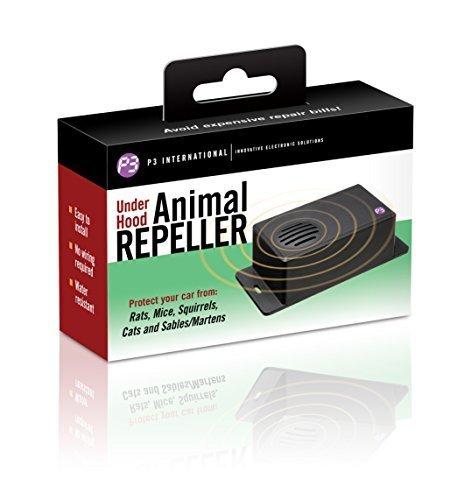 P3 International P7825 B00EEH920Y Under Hood Animal Repeller, Black