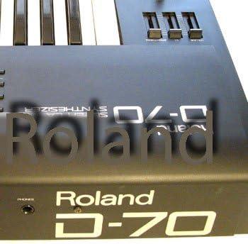 Roland D-70 gran sonido Biblioteca y editores: Amazon.es ...