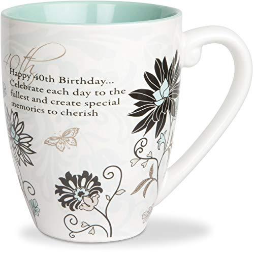 Mark My Words 30th Birthday Mug, 4-3/4-Inch, 20-Ounce Capaci