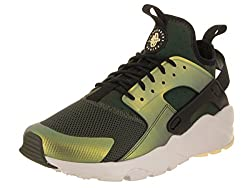 Nike Men's Air Huarache Run Ultra Se Sequoiablacklightbone Running Shoe 10.5 Men Us