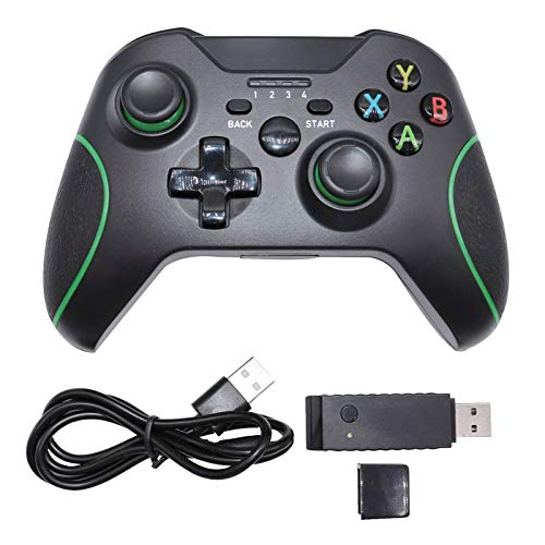 Phoetya 2.4g Wireless Game Controller, Gamepad For Xbox One/ps3/android Phone/PC, Wireless Controller For Xbox One…