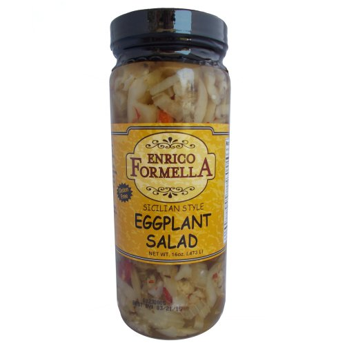 Enrico Formella Mild Eggplant Salad (16 Eggplant)