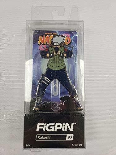 - FigPin Naruto Shippuden: Kakashi - Collectible Pin
