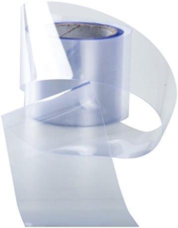 PVC Trasparente Decora 0160714 Bobina PVC Per Alimenti 10 m X Altezza 30 mm 1 pezzo