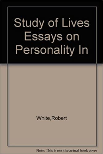 How To Write An Essay For High School Students  Term Paper Essays also Essays In English Study Of Lives Essays On Personality In Robert White Amazoncom Books High School Application Essay Samples