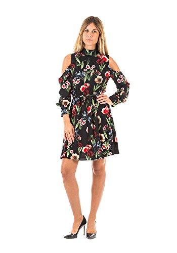 Mehrfarbig Estampado Damen Kleid Triana barbarella 2 aW60UnH