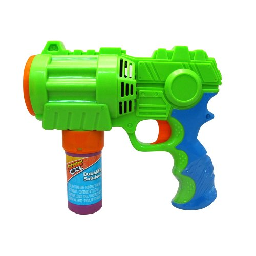 Sizzlin' Cool Turbo Bubble Blaster