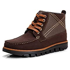 Mens Booties Winter Outdoor Waterproof Non-Slip Lace-Up Casual Snow Boot       Every handsome gentleman needs a pair of shoes to highlight your elegance       1. Show your elegance with these collecttion classic shoes.       2. Easy to...