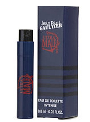 Jean Paul Gaultier Ultra Male for Men Intense Spray (.02 Ounce Sample Vial)