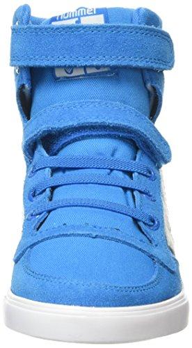 Hummel Slimmer stadilcanvas jr hi - methyl blue
