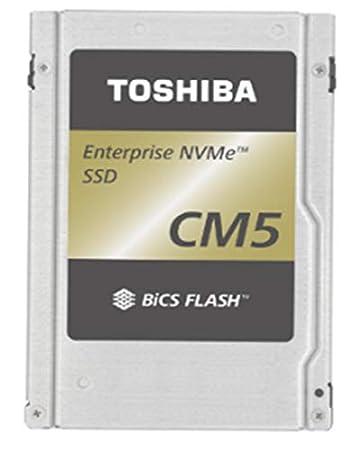 Toshiba CM5-R eSSD 960 GB PCIe 3x4 Unidad de Estado sólido 2.5