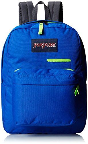 JanSport Digibreak, Blue Streak One Size